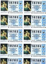 España Loteria Nacional Navidad año 1996 (BP-824)