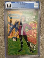 Wonder Woman #178 CGC 🔑 KEY 1st Appearance  New Wonder Woman , SILVER AGE 1968