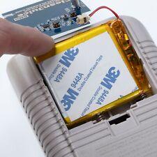 Game Boy Original Lipo Power USB C Rechargeable Battery Pack Mod Kit CleanJuice