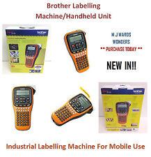P-Touch E100-máquina de etiquetado Brother/Unidad De Mano-PTE100G1P