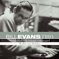 BILL TRIO EVANS - SUNDAY AT THE VILLAGE VANGUARD/WA 2 VINYL LP NEW