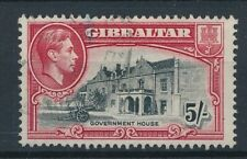 [56053] Gibraltar good Used Very Fine stamp