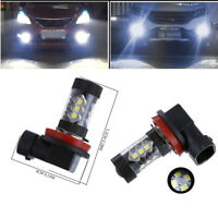 2X 80W H11/H8 White LED Light for Car Signal & Parking & Tail Lamps Super Bright