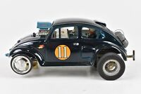 1958 Volkswagen Bug Gasser Drag Custom Vintage Built Up Slot Car 1:24 Scale