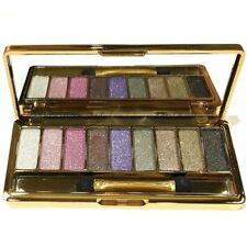 9 Colors Diamond Shimmer Eyeshadow Palette & Makeup Brush Set Waterproof UK 1.