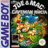 Nintendo GameBoy Spiel - Joe & Mac: Caveman Ninja Modul