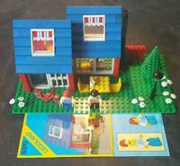 Lego 6370 Weekend Home Vintage and Rare 1985