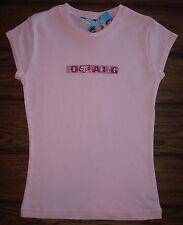 Fox Racing Fox Girl Translucent Fitted s/s Cap Sleeve Tee Shirt Pink, Medium