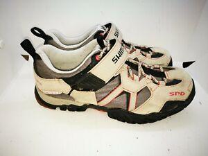 Womens Shimano cycling shoes size EU40