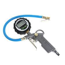 Digital Car Truck Vehicle Air Tire Pressure Inflator Gauge LCD Dial Meter Tester