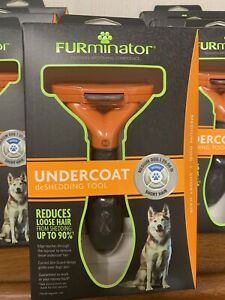 FURminator Undercoat DeShedding Tool Medium Dog, Short Hair. New Sealed