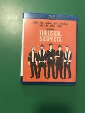 Usual Suspects Blu Ray - Brand New - Sealed