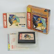 SYLVAN TALE Game Gear Sega 3302 gg