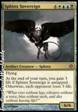 Sphinx Sovereign // Foil // NM // Shards of Alara // engl. // Magic Gathering