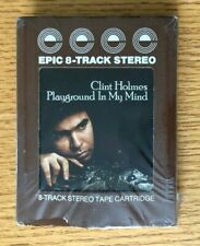 Clint Holmes- Playground In My Mind- 8 Track tape
