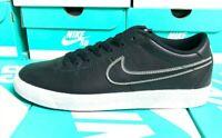 Nike SB BRUIN ZOOM PRM black/black 877045001 leather FAST AF SHIPPING!!!!!
