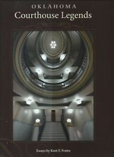 OKLAHOMA Courthouse Legends Photographic History People Events Legends SIGNED!