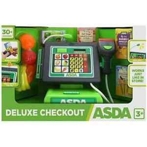 ASDA Toy Checkout