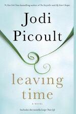 Leaving Time (with bonus novella Larger Than Life): A Novel NEW [PAPERBACK]
