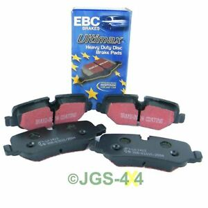 Discovery 3 Range Rover Sport & L322 Rear Brake Pads EBC ULTIMAX - DP1542