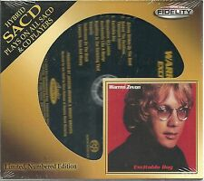 Zevon, warren EXCITABLE BOY hybride sacd Audio Fidelity Limited numbered edition