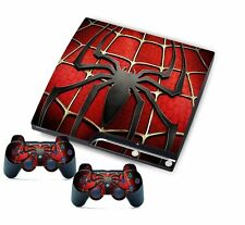 Red for PlayStation 3 PS3 Slim 2 Controller Awsome Custom Stickers Skins
