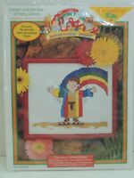 """Just CrossStitch Counted Cross Stitch Kit """"Joseph & Coat of Many Colors"""" 43022"""