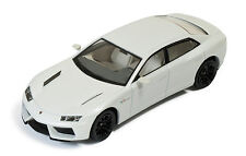 Ixo Models 1:43 MOC 176 Lamborghini Estoque 200 Pearl White Metallic 2008 NEW