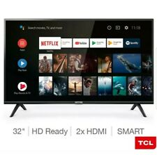 TCL 32ES568 32 Inch HD Ready Smart TV 5 Year Warranty