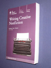 Teaching Co Great Courses TRANSCRIPTS :    WRITING CREATIVE NONFICTION    new