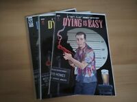 DYING IS EASY #1-3 IDW 2019 - PRESENT CHARACTER COVER VARIANTS BRAND NEW NM/MT!!