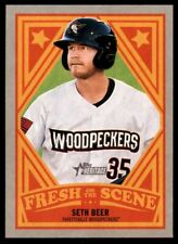 2019 Topps Heritage Minor Fresh on the Scene #FOS-7 Seth Beer