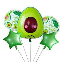 avocado balloon Fruit balloon Party Decorations Kids Wedding Xmas NT