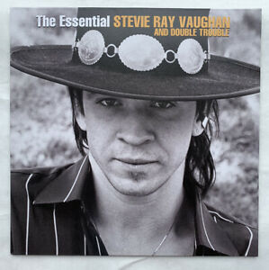 Stevie Ray Vaughan And Double Trouble – The Essential  - 2 x Vinyl LP