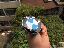 6 Pcs Genuine BMW Emblem Logo Badge Hub Wheel Rim Center Cap 68mm Set of 6 grey