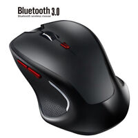 2.4GHZ 6D Bluetooth 3.0 Wireless Gaming Mouse Office Mice Adjustable 2400DPI JH