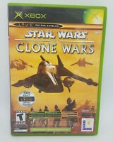 XBOX Star Wars: The Clone Wars / Tetris Worlds Limited Edition Combo Complete