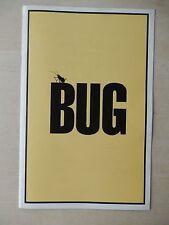 2004 - Barrow Street Theatre Playbill - Bug - Kate Buddeke - Jonno Roberts