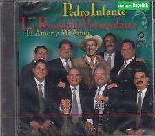 Pedro Infante La Rondalla Venezolana Tu Amor y mi Amor CD New Nuevo sealed