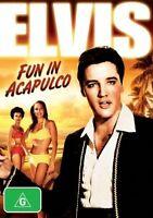Fun In Acapulco DVD 2007 Elvis