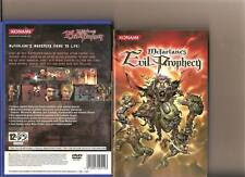 TODD MCFARLANE EVIL PROPHECY PLAYSTATION 2 PS2 PS 2