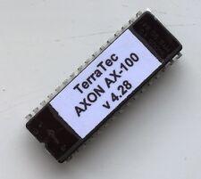 Axon AX-100 MKII Firmwareaktualisierung EPROM V4.28 für Bluechip und Terratec Modelle