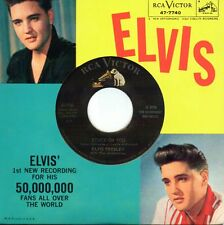 ★☆★ CD Single Elvis PRESLEY Stuck On You 2-track CARD SLEEVE Fame And Fortune