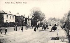 Waltham Cross. Station Road # 1367 by Charles Martin.