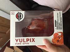 Pokemon Center Gallery Figure Vulpix Fire Spin American Exclusive