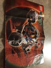 LEGO® Life On Mars 7312 T3-Trike - INSTRUCTION MANUAL ONLY