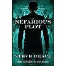 Nefarious Plot by Steve Deace | Paperback Book | 9781682611524 | NEW