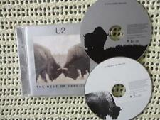 CDs de música rock U2