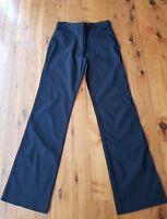DAVID LAWRENCE Black Stretch Pants Size 8