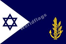 Israel Flag 3X5FT Minister Defense Forces Air Force Army Naval Chief of Staff